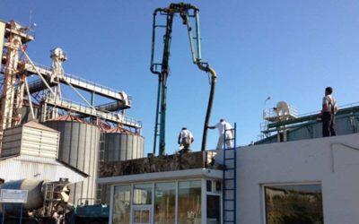Στεγανοποίηση γραφείων και αποθηκών στην βιομηχανία Σόγια Ελλάς Α.Ε.